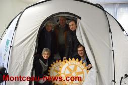Rotary club au collège Jean Moulin (Montceau)