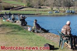 Ouverture à l'étang du Rousset