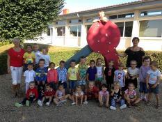 Ecole maternelle Jean Macé (Rozelay)