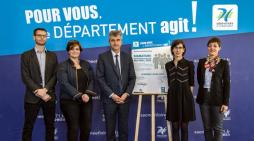 Signature de la convention 2018-2021 relative à la gestion du RSA