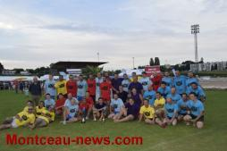 Beach Rugby et tournoi des «Educs» ce mardi soir