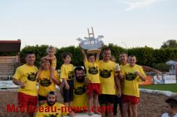 Beach Rugby: tournoi des familles du jeudi - VOIR NOTRE VIDEO