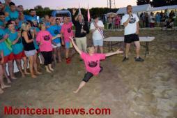 Avant dernier jour du Beach Rugby…Sniff c'est si bien, si festif