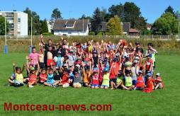 Journées d'initiation au Rugby (Voir la vidéo)