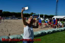 Beach Rugby c'est parti à fond du 10 au 17 juin (Montceau)