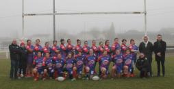 Rugby Féminin Creusot Montceau – Les Tigresses