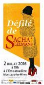 Défilé de mode de Sacha Leemans (Montceau-les-Mines)