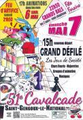 Cavalcade Saint Gengoux le National (Sortir)