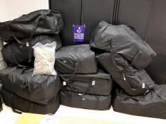 Saisie de 200,5 kg d'herbe de cannabispar la brigade des douanes de Chalon-sur-Saône