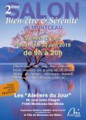 2ème Salon du bien-être et de la sérénité (Montceau)