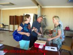 Elections législatives 2017 ( Sanvignes)