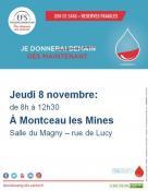 Amicale du don du sang (Montceau)