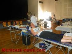 Amicale pour le don de sang bénévole (Blanzy)