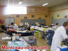 Amicale pour le don du sang ( Montceau )