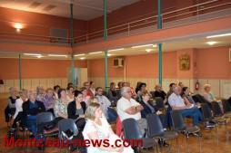 Conférence du Docteur Claude MALLIET sur l'Asthme (Montceau)