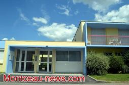 Centre de santé territorial de Montceau-les-Mines