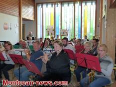 Sanvignes  : En prélude à la fête de la musique