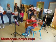 Ecole municipale de musique (Sanvignes)