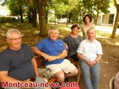 Seniors en vacances (Blanzy)