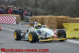 Sport auto : 12ème slalom de Saint-Vallier...