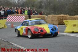 12e slalom automobile de Saint-Vallier, dimanche 2 avril 2017