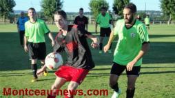 Match amical (Foot): Duel de réserves hier entre le Bois du Verne et Saint Vallier au Pouloux (2-0)