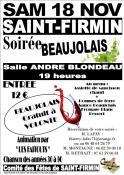 Comité des fêtes de Saint- Firmin (Sortir)