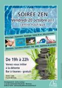 Soirée Zen à l'espace nautique (Montceau-les-Mines)