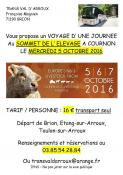Sommet de l'élevage à Cournon (Agriculture)
