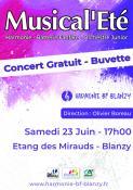 Harmonie batterie fanfare de Blanzy   (Sortir)