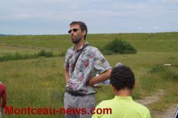 Découverte du lac de la Sorme dans le cadre de la semaine du développement durable