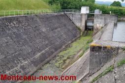 Les réserves d'eau de la CUCM entretenues