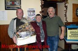 Deuxième tirage au sort du panier gourmand à Saint-Vallier
