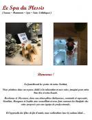 Le Spa du Plessis (Montceau)