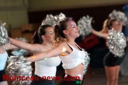 Gala du Feeling dance au gymnase Audain à Saint-Vallier