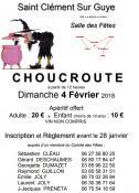 Comité des fêtes de Saint Clément-sur-Guye (Sortir)