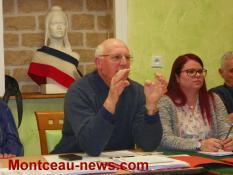Conseil municipal de  Saint-Bérain-sous-Sanvignes
