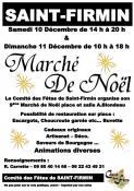 9ème marché de Noël (Saint-Firmin)