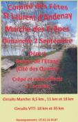 Comité des fêtes des St Laurent d'Andenay