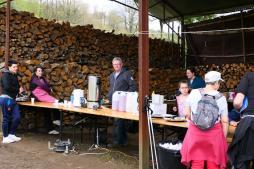 34ème marche du pain perdu à Saint-Romain-sous-Gourdon