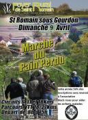 33ème marche du « pain perdu » de Saint-Romain-sous-Gourdon (Randonnée)