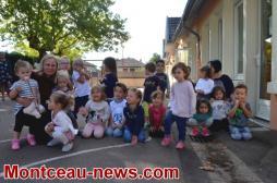Rentrée scolaire 2018 à Saint-Vallier