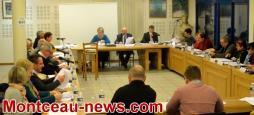 Saint-Vallier: Conseil Municipal