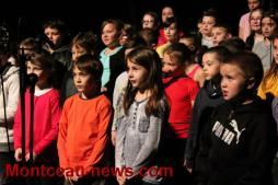 Vendredi 10 mars 2017, 18h à l'ECLA à Saint-Vallier, comédie musicale
