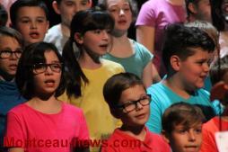 Comédie musicale «Le même soleil» vendredi soir à l'ECLA à Saint-Vallier