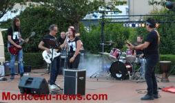 OMVAC: Concert d'été (Saint-Vallier)