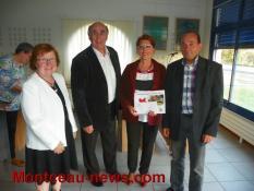 Concours des maisons fleuries (Saint-Vallier)