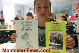 Une tradition pour les écoliers de CM2 dans les écoles de Saint-Vallier