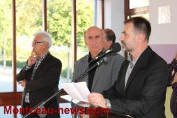 Rencontre enseignants – municipalité à Saint-Vallier