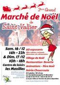 2ème Grand Marché de Noël à Saint-Vallier